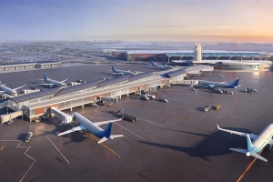 Grand Rapids airport announces $90M expansion