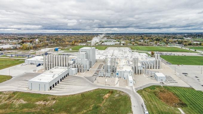 Continental Dairy and Fairlife share the 100-acre campus of the former GM Delphi plant in Coopersville. The companies expect to expand further as the supply of raw milk continues to grow in Michigan, and as consumers increase their intake of dairy products.