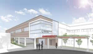 North Ottawa Community Health System has launched a fundraising campaign to support the construction of a new $9.7 million emergency department that will also help the organization usher in new care protocols that could help reduce the costs for care.