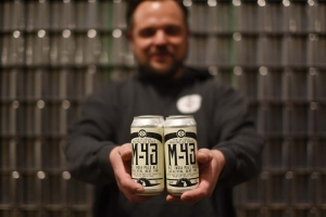 "In-state beer sales for Old Nation Brewing jumped 121 percent last year, based largely on the popularity of the company's M-43 brand of hazy New England-style IPA. Co-founder Travis Fritts credits the consistency of the company's beers and its use of social media to communicate with customers as contributing to Old Nation's success. ""I think that we've been really lucky. I also think that luck is the intersection between being prepared and having an opportunity,"" he said."
