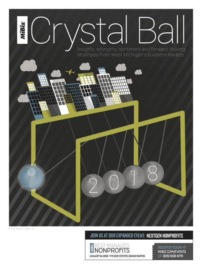 2018 MiBiz Crystal Ball, at a glance