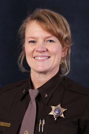 Kent County Sheriff Michelle LaJoye-Young