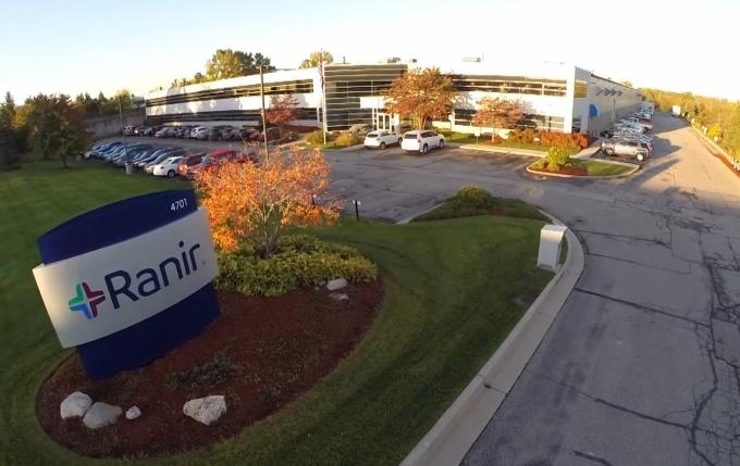Ranir LLC acquires corporate headquarters in southeast Grand Rapids