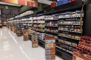 SpartanNash recently renovated the D&W Fresh Market store at Breton Village in Grand Rapids to include more cold space and expand the overall shelf real estate for craft beer. In an effort to market to more beer connoisseurs, the retailer signed up for Untappd for Business and became a verified venue, allowing it to tap into the group's community of thousands of local drinkers. The system allows the retailer to publish its bottle list and also access the social network's data on locally trending beers.