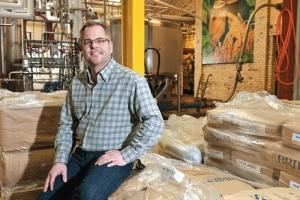 Founders Brewing Co. President Mike Stevens