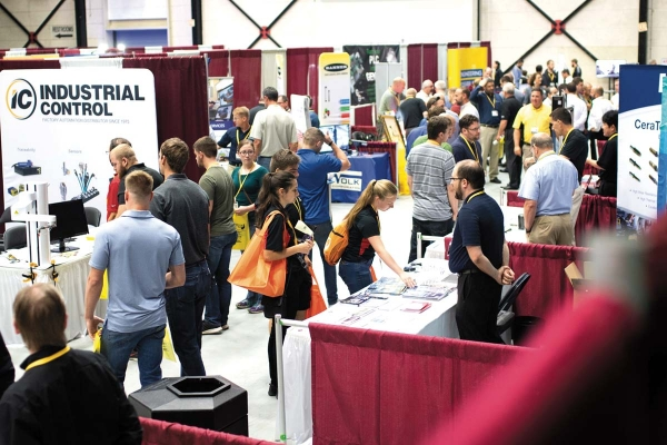 BETTER, NOT BIGGER: As Industry 4.0 evolves, Michigan's premier advanced manufacturing expo gains favor among attendees, exhibitors