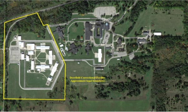 Michigan Land Bank seeks proposals to redevelop closed Ionia prison facility