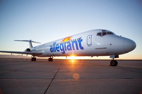 Ford Airport adds nonstop service to Sarasota via Allegiant