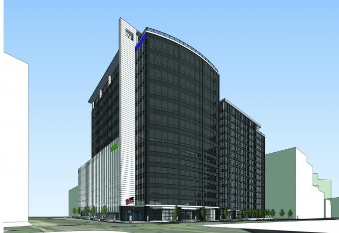 With space maxed out at its office and branch location on Ionia Avenue SW, Chemical Bank plans to take about 20,000 square feet at a proposed twin-tower development in downtown Grand Rapids.