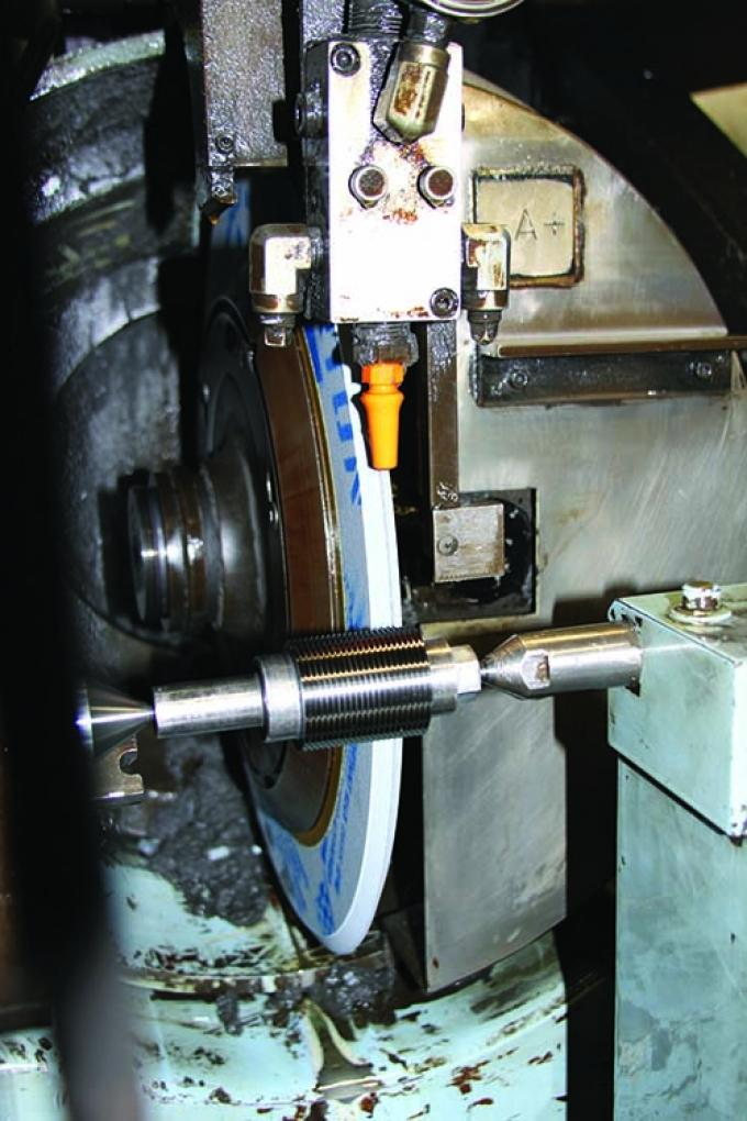 While Hemco Gage cuts most of its precision gages through machining processes, workers must still hand finish each product, said President Chris Wysong. All Hemco gages are tested at a specific industry-wide temperature standard to ensure a precise fit, since variances can impact the tight tolerances to which the company manufacturers its products.