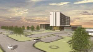 The $271.2 million expansion and renovation at Mercy Health's Mercy Hospital campus in Muskegon is currently in the design phase and targeted for groundbreaking in May.