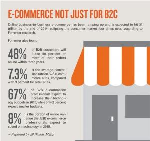 Small businesses must commit time, resources for e-commerce to pay off