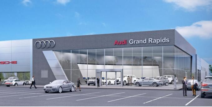 triangle associates renovating fox motors audi porsche