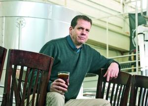 Atwater Brewing Co. President and CEO Mark Rieth