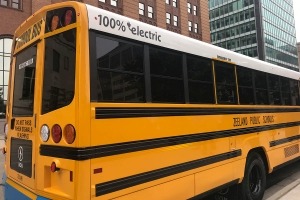 Enviro groups say state grants for clean diesel, propane school buses stalls EV market