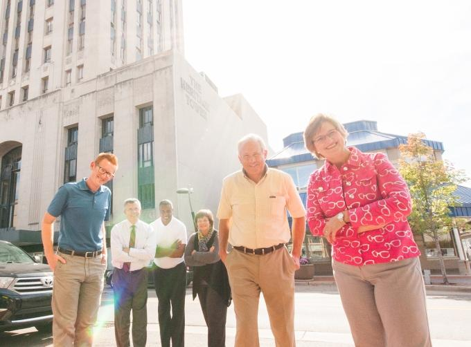 Sponsored Content: Battle Creek Embraces Impact Investing: Heritage Tower, small businesses and local wealth creation