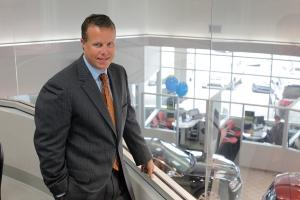 Aaron Zeigler, President of Zeigler Automotive Group