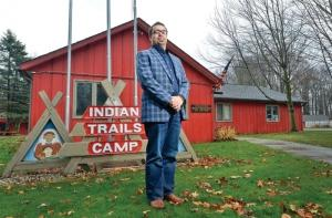 Tim Hileman, Executive Director of The Indian Trails Camp Inc.