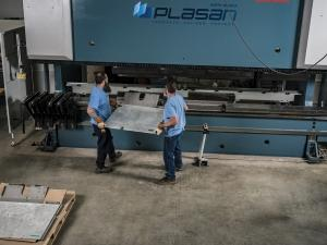 Plasan North America relocated its headquarters to Walker in 2015 to take advantage of the location's proximity to customers. The company recently invested in a $2 million metal fabrication facility and a 660-ton press break.