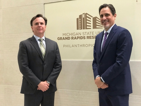 Second phase of MSU's Grand Rapids Research Center to help bring innovation to market
