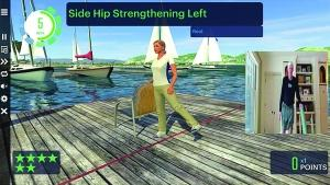 Taking an approach used in video games, RespondWell's telerehab platform takes patients through their physical therapy routine, led by a digital instructor, at their convenience.