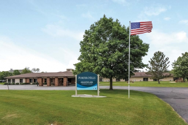 Affiliation of Porter Hills, United Methodist Retirement Communities drives efficiencies