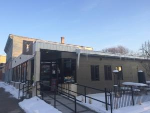 ELK Brewing's current Wealthy Street location