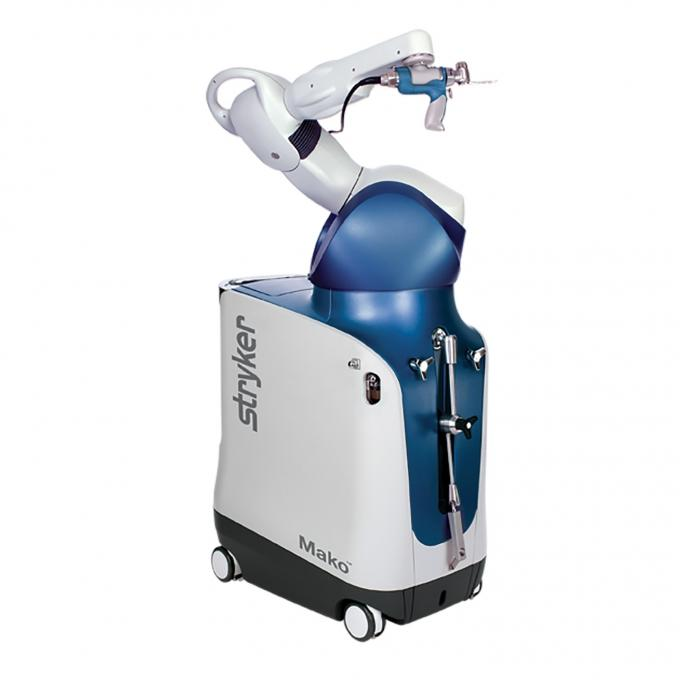 Stryker Corp. acquired Mako Surgical Corp. for $1.65 billion four years ago. Since then, the Kalamazoo-based med device company has expanded the capabilities of the Mako surgical robot.