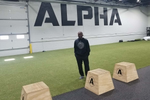 Grand Rapids-based Alpha Human Performance has embraced virtual workouts during the pandemic to help attract new customers.