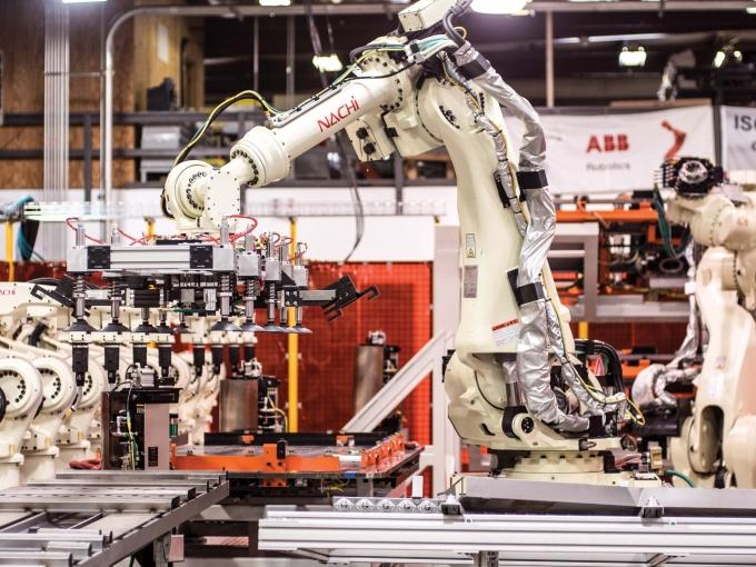 Many industry watchers cite automation as a key strategy manufacturers are using to address worker shortages. If companies were relying more on machines, worker productivity should be on the rise, according to GVSU economist Paul Isely. But he says output per worker remains flat if not declining, suggesting the narrative about the rise of automation might not hold water.