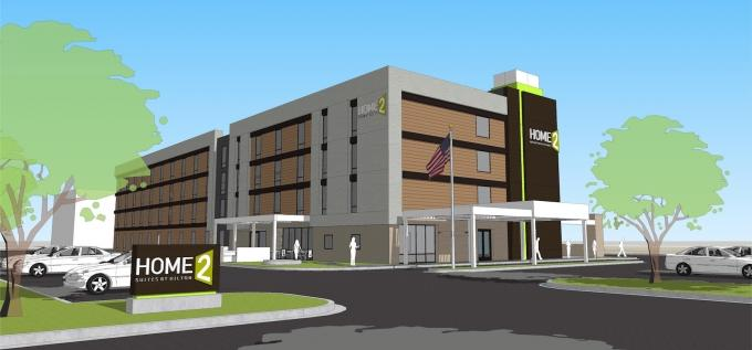 Orion Construction brings on partner for hotel project at Metro Health Village