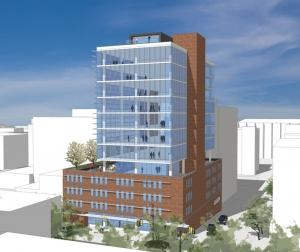 Developers behind the proposed 12 Weston project — a $23 million, 12-story office tower — expect their plans to go up for a vote May 6 at the Grand Rapids Historic Preservation Committee