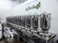 Kalamazoo-based biotech AgTonik plans to at least double its business in the next year as it markets its line of biostimulants to the hydroponic and cannabis industries. The company refines fulvic acid, a naturally-occurring chemical compound in ancient compost that acts as a nutrient-delivery system to plants, helping to boost yields.