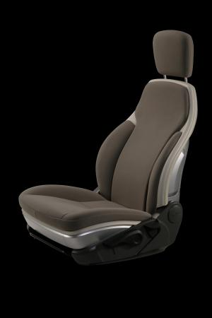 Slim Seat concept from Johnson Controls.