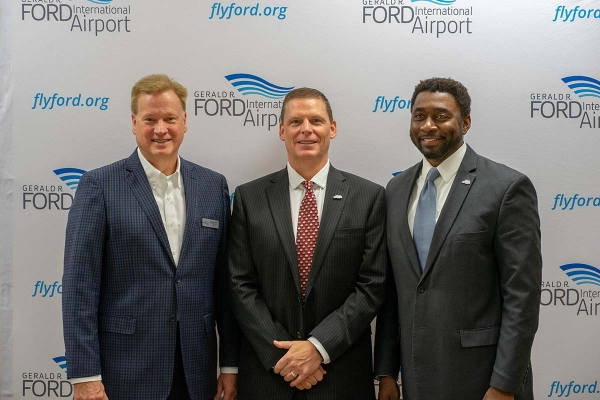 Ford Airport names new president & CEO