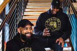 Black Calder Brewing Co. seeks to bring diverse representation to the white-dominated craft beer industry.