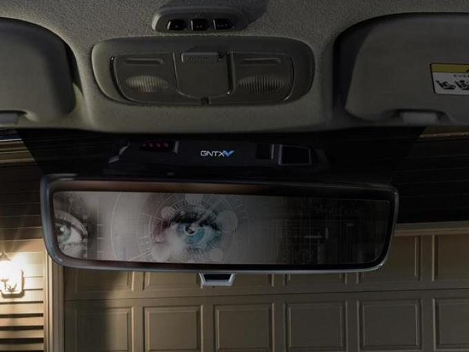 Auto supplier Gentex has embedded biometric verification systems technology into its rearview mirrors.