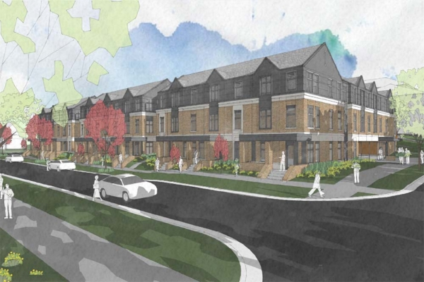 Proposed Belknap housing development awaits approvals