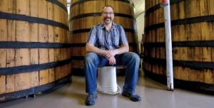 Brewery Vivant co-founder Jason Spaulding