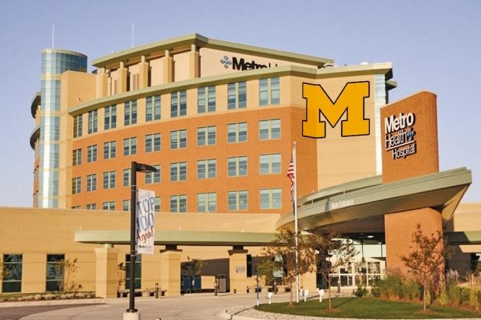 Affiliation with U-M Health System gives Metro Health options for growth capital