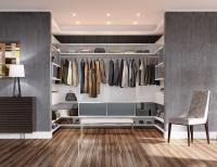 As the popularity of small-footprint homes and urban living trends continues to rise, California Closets expects to capitalize on a growing market for its custom storage products, including closets, garages and other spaces.