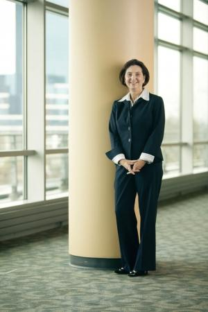 Birgit Klohs, CEO of The Right Place Inc.