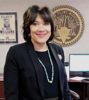 Karen Weaver, Mayor of Flint