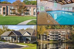 Two large Wyoming apartment complexes hit the market